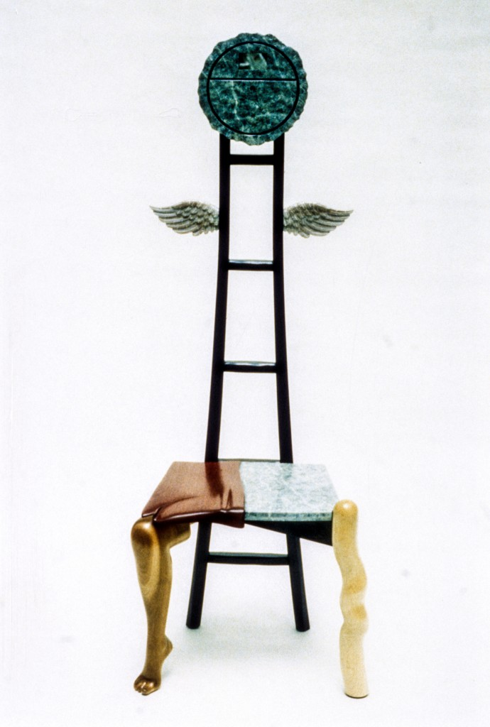 Clothes Tree Chair