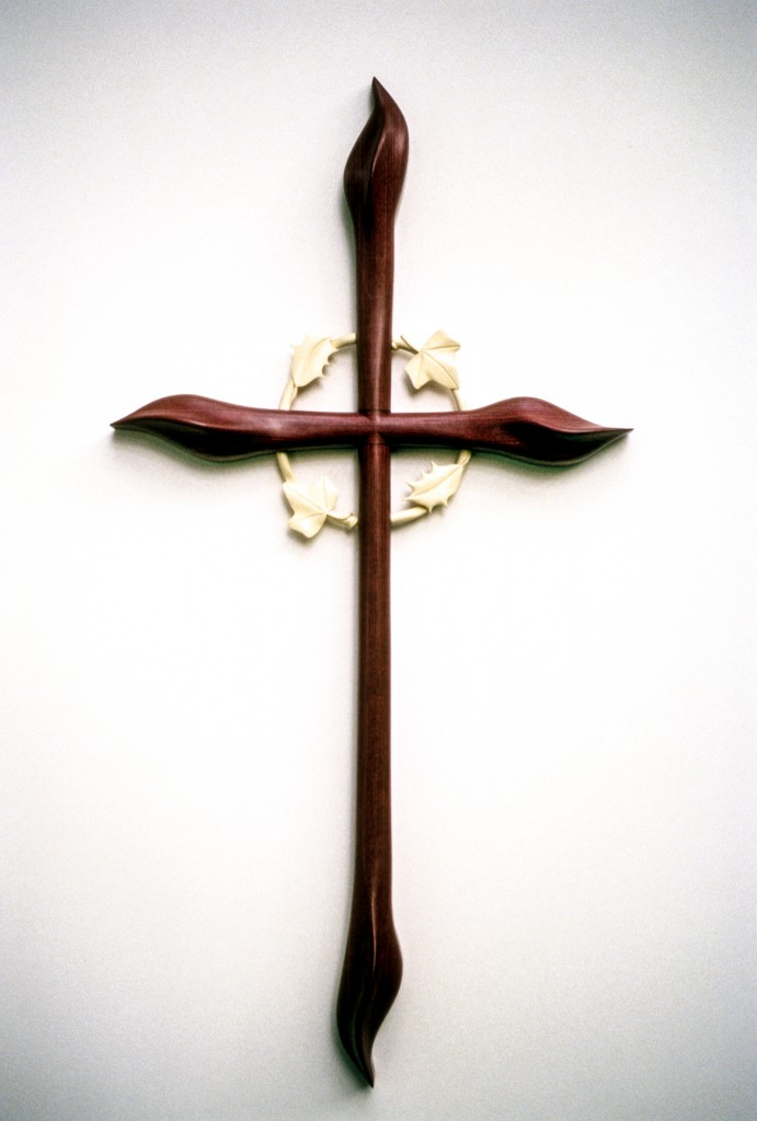 Holley Ivy Wall Cross