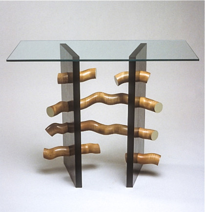 Squiggle Hall Table